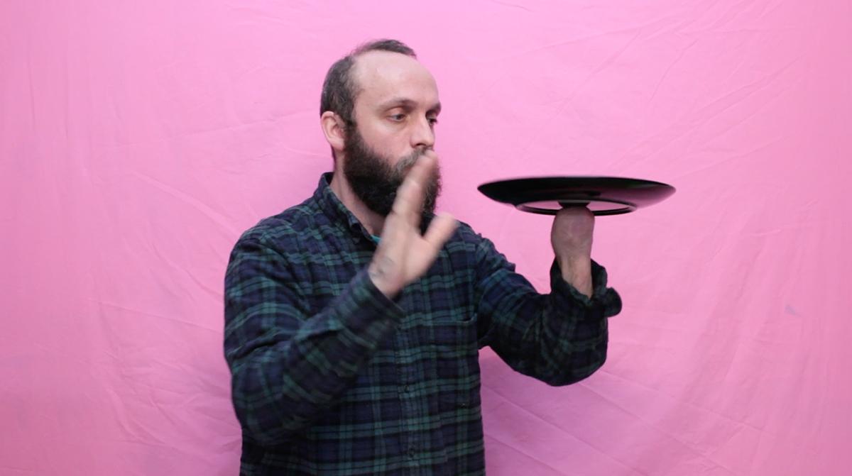balancing act plate