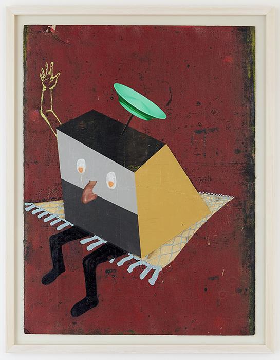 Chris Dolman, Mars Gallery, Melbourne
